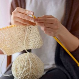 learn crocheting